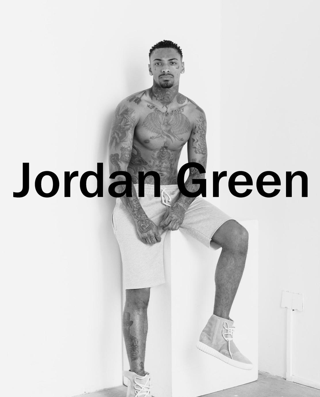 Jordan Green Photographer Shed London East Photography studio