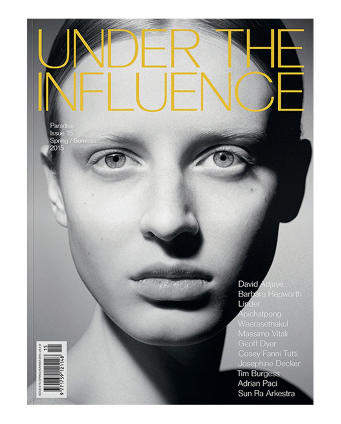 Under the Influence Magazine shed london